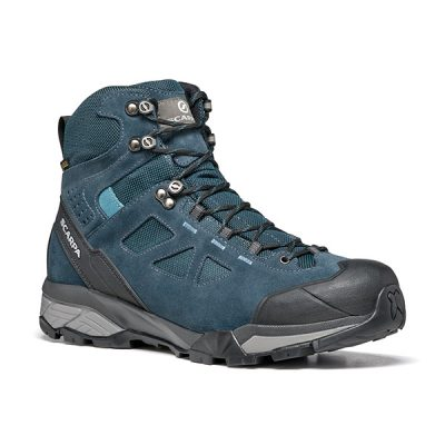 zygio batai scarpa zg lite gtx octane lake blue