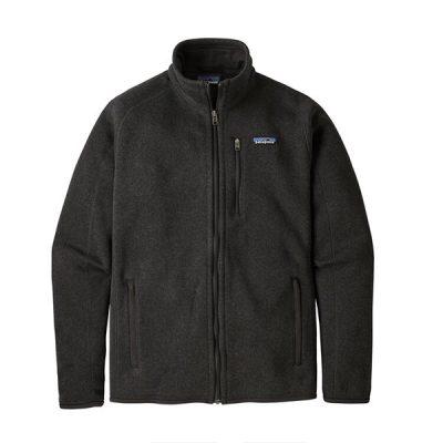 džemperis patagonia better sweater jkt blk