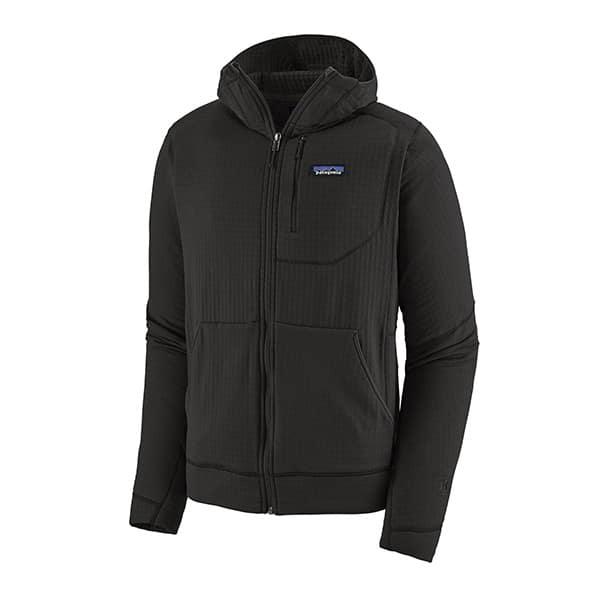 Džemperis patagonia ms r1 hoody blk 1