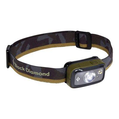 prozektorius ant galvos black diamond spot 325 lumens dark olive