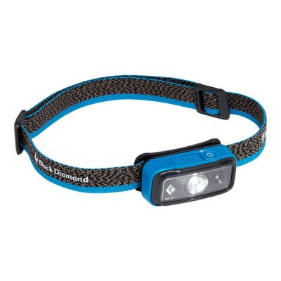 prozektorius ant galvos black diamond spotlite 160 lumens blue