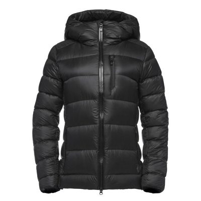ekspedicine striuke black diamond vision down parka womens black
