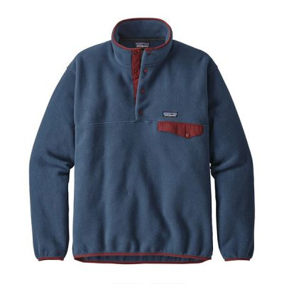 flisas patagonia lw synch t snap pullover snbl