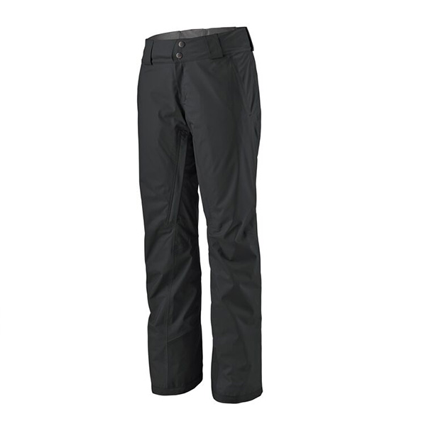 slidinejimo kelnes patagonia snowbelle insulated pants blk
