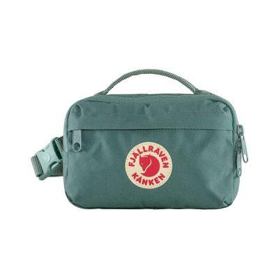 fjallraven kanken hip pack frost green