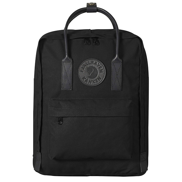 kuprine fjallraven kanken no 2 black