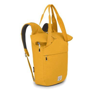 kuprine osprey arcane tote honeybee yellow