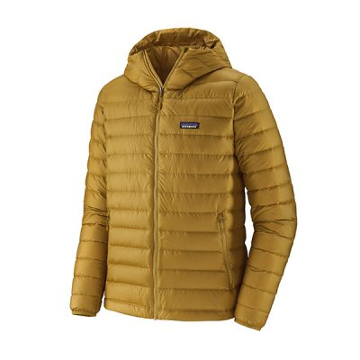 pukine striuke patagonia down sweater hoody buckwheat