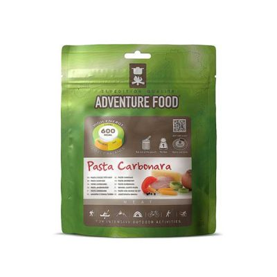 turistinis maistas adventure food pasta carbonara