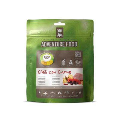 turistinis maistas chili con carne