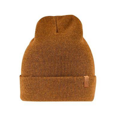kepure fjallraven classic striped knit hat acorn