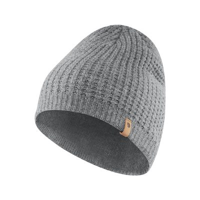 kepure fjallraven structure beanie grey
