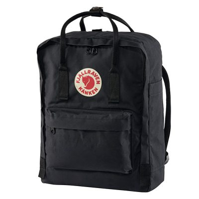 kuprine fjallraven kanken black