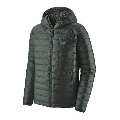 pukine striuke patagonia down sweater hoody carbon