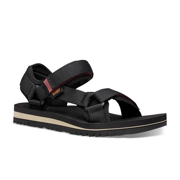 moteriski sandalai zygiams teva universal trail black