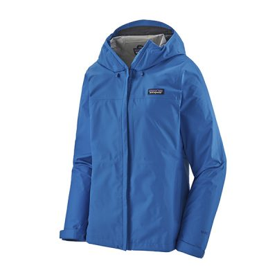 striuke nuo lietaus patagonia torrentshell bayou blue