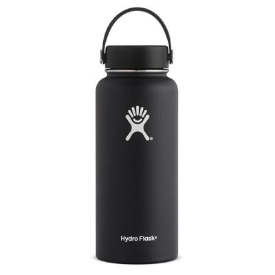 termosas gertuve hydro flask 32 oz black wide mouth