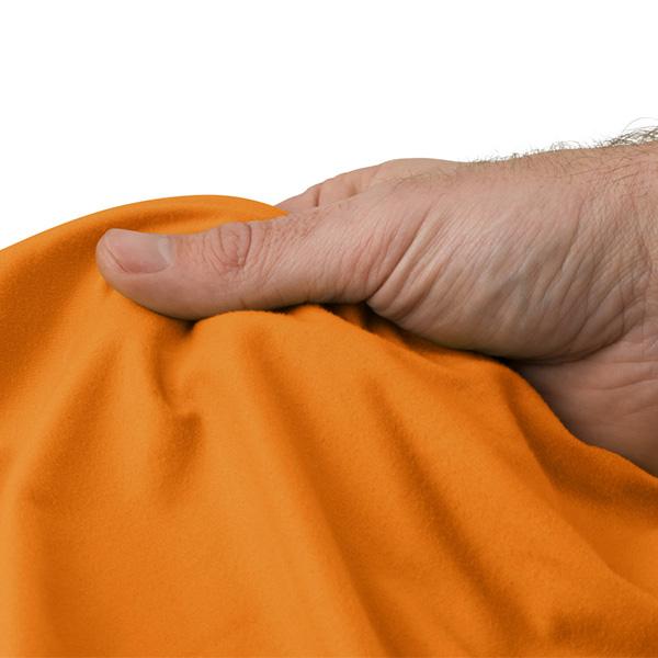 kelioninis ranksluostis sea to summit pocket towel large orange