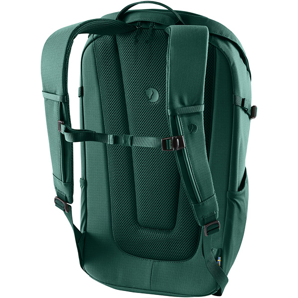 kuprine fjallraven ulvo 23 peacock green