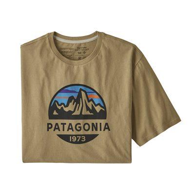 marskineliai patagonia fitz roy organic cotton csc
