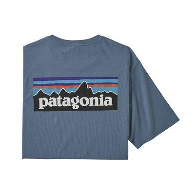 marskineliai patagonia p-6 label organic cotton pgbe