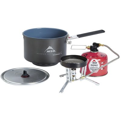turistine virykle msr windburner group stove system