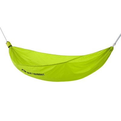 dvigulis hamakas sea to summit pro hammock set double lime