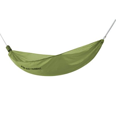 hamakas sea to summit pro hammock set single olive