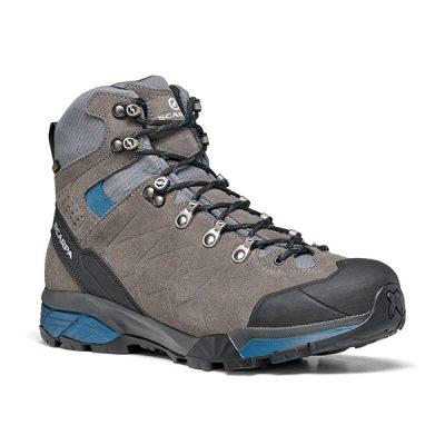 zygio batai scarpa zg trek gtx titanium lake blue