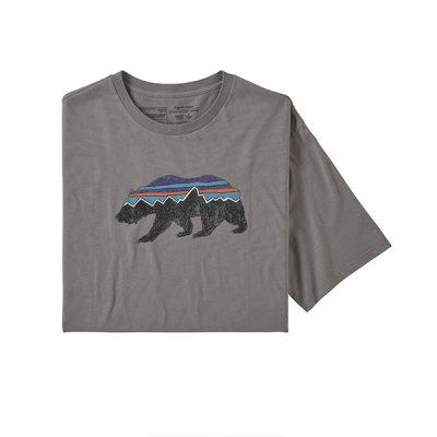 marškinėliai patagonia fitz roy bear fea