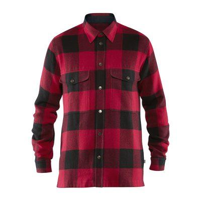marskiniai fjallraven canada shirt m red