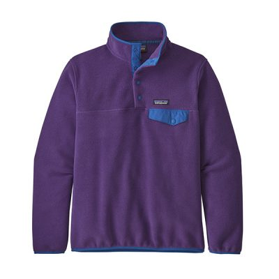 patagonia sychnila t snap womens pur