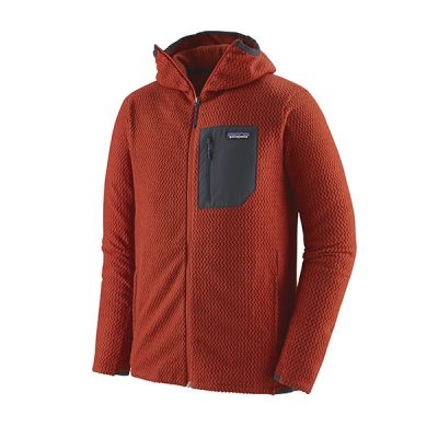dzemperis patagonia r1 air full zip hoody hte