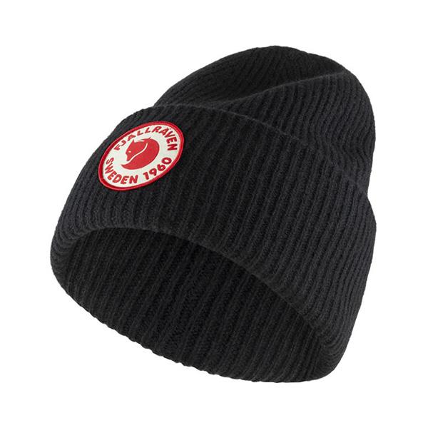 kepurė fjallraven 1960 logo hat black