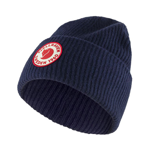kepurė fjallraven 1960 logo hat dark navy