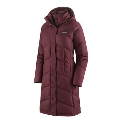 pukine striuke patagonia womens down with it parka chir