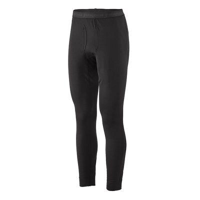 termo kelnes patagonia capilene thermal weight bottoms blk