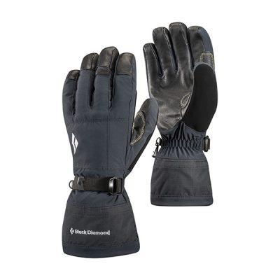 alpinistinės pirštinės black diamond soloist gloves
