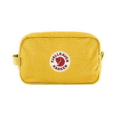 dėklas fjallraven kanken gear bag warm yellow