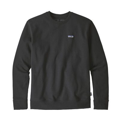 dzemperis patagonia p6 label crew blk