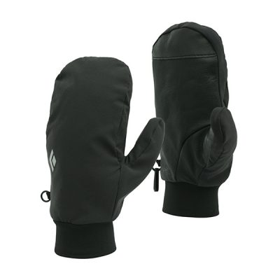 kumstines pirstines black diamond midweight softshell mitts