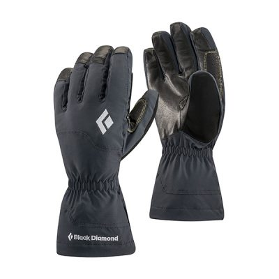 ziemines pirstines black diamond glissade gloves