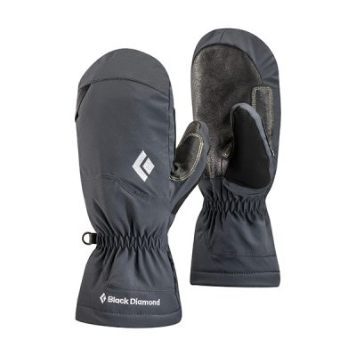 ziemines pirstines black diamond glissade mitts