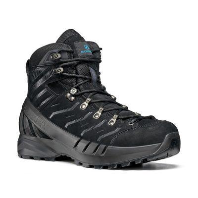 zygiu batai scarpa cyclone gtx black