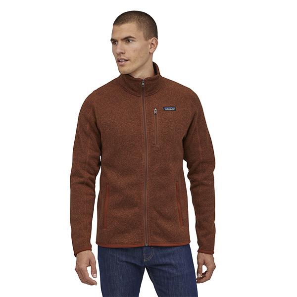 dzemperis patagonia bettew sweater barr