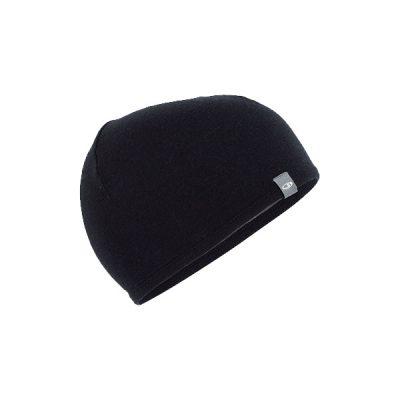 kepurė icebrekear pocket beanie black