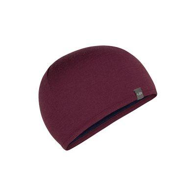 kepurė icebrekear pocket beanie brazilwood