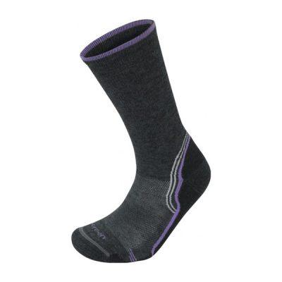 moteriskos zygiu kojines lorpen light hiker t2lcw merino dry