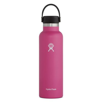 termo gertuve hydro flask 21oz standart mouth flex carnation