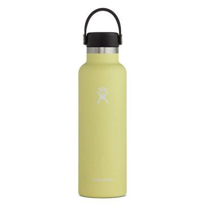 termo gertuve hydro flask 21oz standart mouth flex pineapple